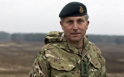 UK Army Chief of General Staff praises Pak Army's success against terrorism