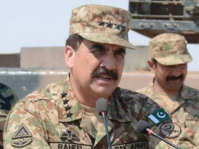 COAS pays tribute to the valiant soldiers of Pak Army