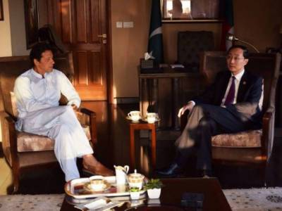 KPK is an integral part of CPEC, Chinese Ambassador tells Imran Khan