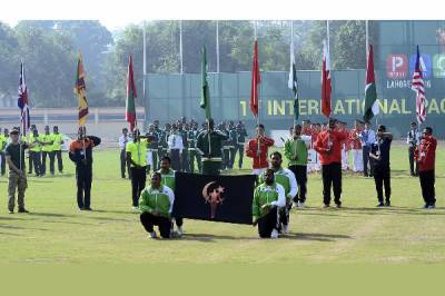 Pak Army soldiers win thrilling competition at PACES