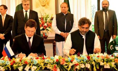 Pakistan to award LNG contracts worth billions of dollars to Russia