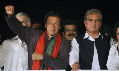 Imran Khan refuses to surrender before government tactics