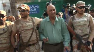 Sindh Rangers crackdown against MQM London leaders in Karachi