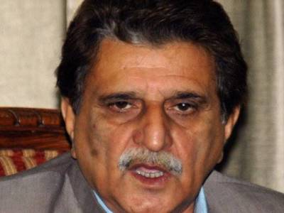 AJK people are defenders of Pakistan against Indian aggression: AJK PM