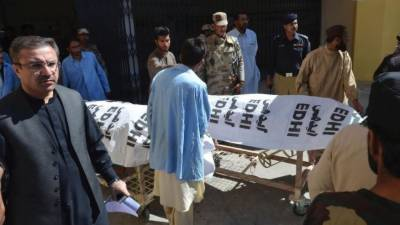 Custom Officials killed in target killing