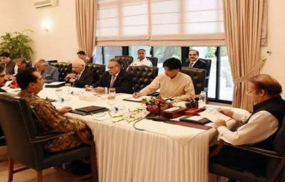 PM chairs highest level security meeting in Quetta