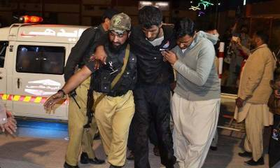 Quetta Police Training College terrorist attack death toll soars