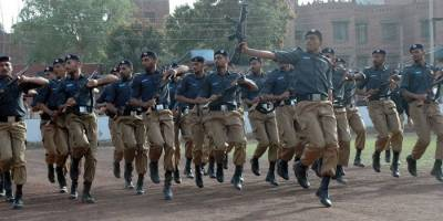 Quetta Police Training School under terrorist attack