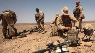 US Marines deployed near Russian border