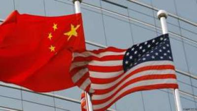 China spying on Europe, warns US