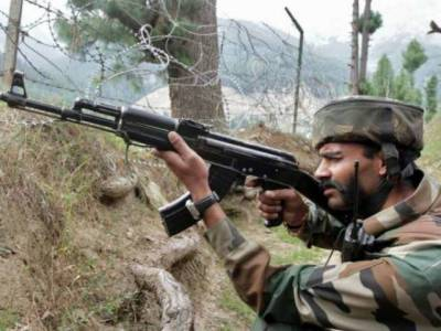 Indian Forces firing at LoC and Pakistani casualties