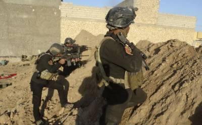 Iraqi Army surround ISIS headquarters