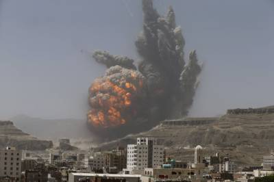 Missile fired from Yemen towards Makkah destroyed mid air