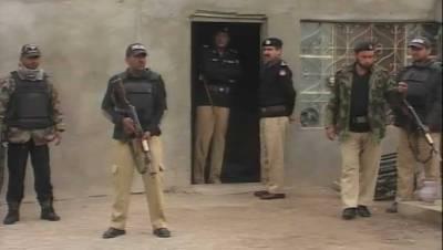 Three terrorists killed in encounter