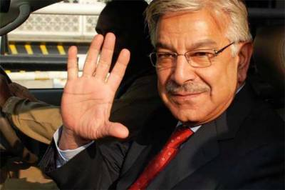 Fake Dawn Story: Khawaja Asif responds