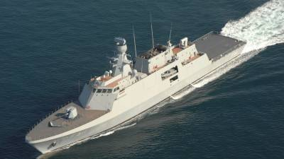 Pak-Turkey bilateral Naval exercise conducted at North Arabian Sea