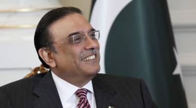 Fake Dawn Story: Ex. President Asif Zardari responds