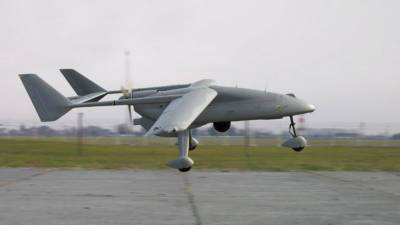 Pakistan Air Force drone crashes