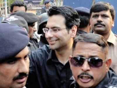 Moonis Elahi booked by Islamabad Police