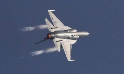 JF-17 spectacular performance at Zhuhai Air Show China