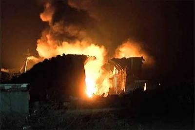 Gadani Ship Breaking Yard blast: Death toll rises