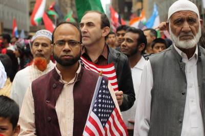 Muslim Americans important role in US elections