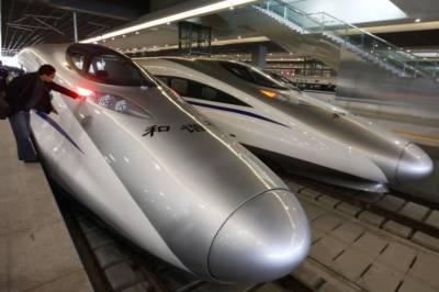 China to build World fastest train