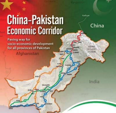 CPEC Western route projects status update