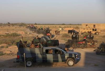 Mosul Battle: Iraqi Forces and ISIS deadliest clash