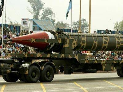 Pakistan presents case for membership of NSG at Brussels