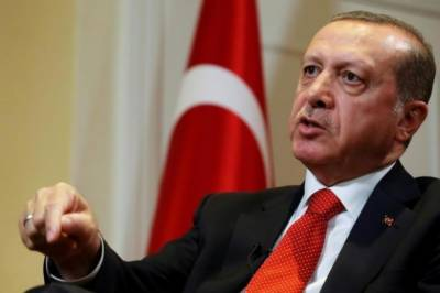 Turkish President Erdogan blasts Germany