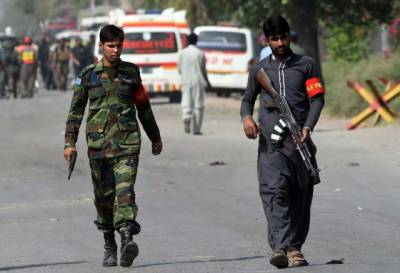 Frontier Corps crackdown in Peshawar