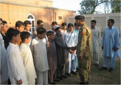 GOC inaugurates Army Public School in South Waziristan