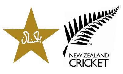 Pakistan Vs New Zealand Test Series Schedule