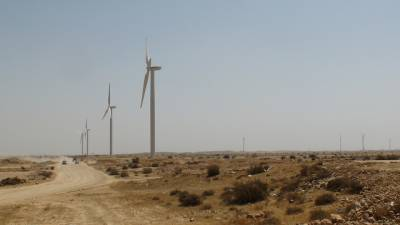 Wind Power Projects in Pakistan under construction