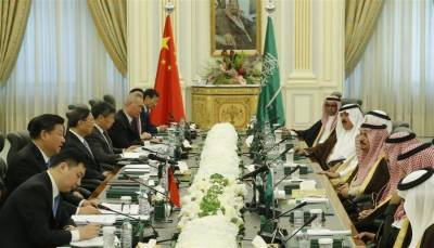 China-Saudi Arabia deepen counter terrorism cooperation