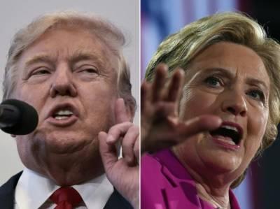 Clinton Vs. Trump in a end game fight