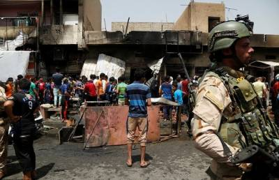 ISIS strike hard with deadly suicide bombings in Iraq
