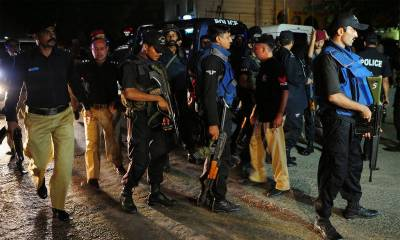Police College Quetta carnage master mind arrested