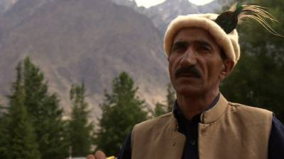 Pakistani renowned Mountaineer Hassan Sadpara in serious condition