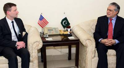 Washington supports democracy in Pakistan: US Ambassador