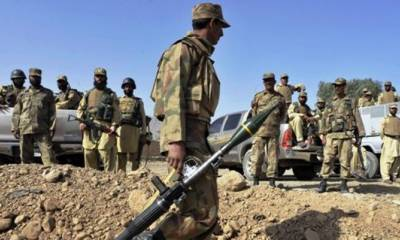 Chief of banned militant organisation Jandullah killed by Security Forces
