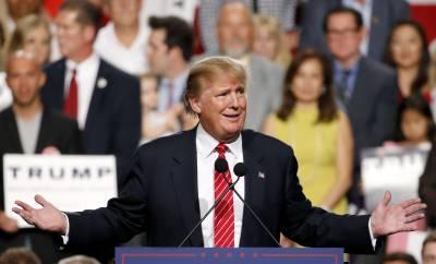 Donald Trump - US Congress at odds