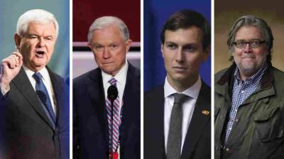Donald Trump: Who are the likely team members of President elect?
