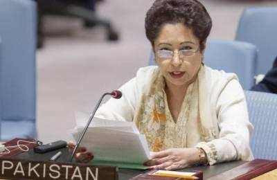 Pakistan ratifies Paris Climate Change accord at UN