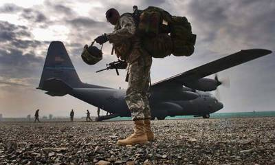 Bagram Air Base attack responsibility claimed