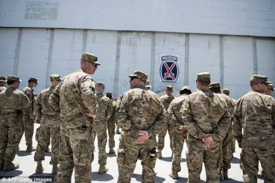 Bagram Air Base attack: US defence secretary confirms US soldiers death