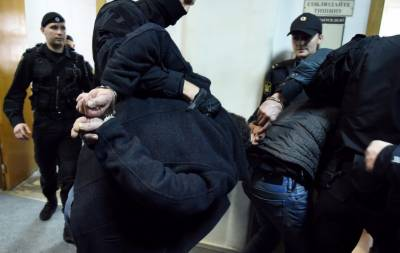 Russian Intelligence FSB arrest ISIS terrorists planning to attack Moscow