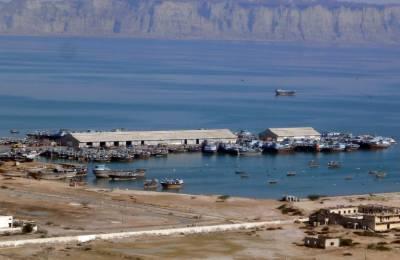 CPEC: Pakistan Navy escorts CPEC shipments in Arabian Sea
