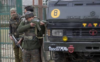 Indian Army intensify state terrorism in Indian Occupied Kashmir